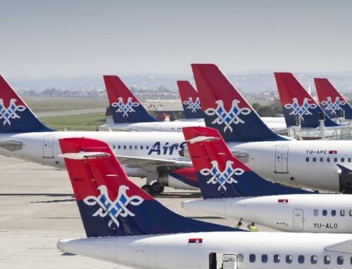 Air Serbia uvodi linije za Ženevu, Lavov i Kišinjev