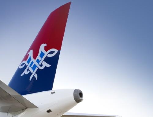 Zbog novih zabrana putovanja Air Serbia odlaže letove i suspenduje linije