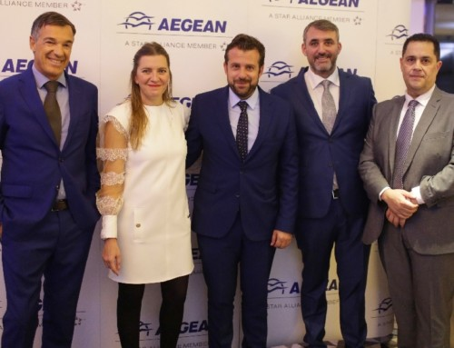 Aegean Airlines se predstavio u Beogradu povodom jubileja
