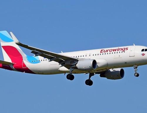 Eurowings otkazao letove zbog trodnevnog štrajka kabinskog osoblja