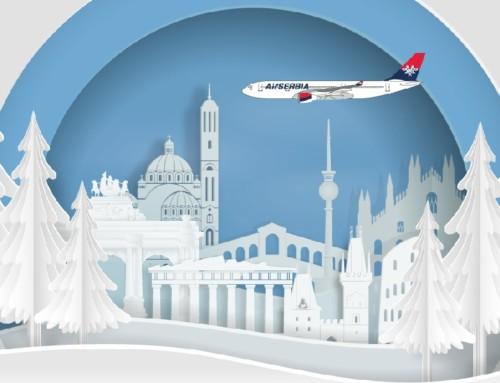 Air Serbia: Velika zimska promotivna akcija