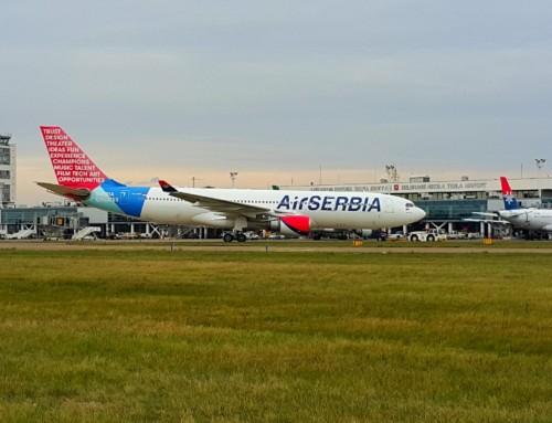Air Serbia će obavljati dva leta dnevno za povratak naših državljana