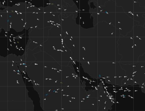 Aviokompanije zaobilaze vazdušni prostor Irana i Iraka