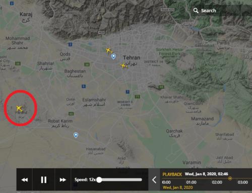Američki obaveštajci tvrde da je Iran greškom oborio ukrajinski avion