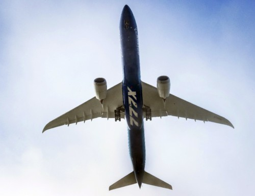 Uspešan prvi let aviona Boeing 777X