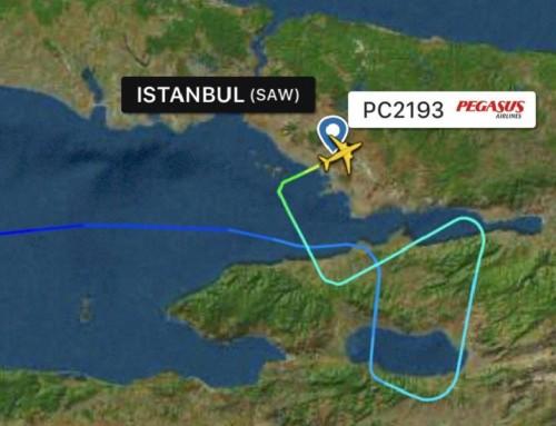 Avionska nesreća Pegasus Airlines-a na istanbulskom aerodromu