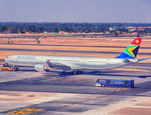 South African rasprodaje A340-600