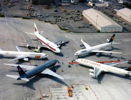 Najveća kriza u avio-saobraćaju u novijoj istoriji