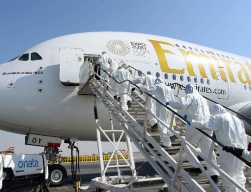 Emirates uveo dubinsko čišćenje svih aviona