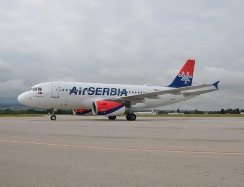 Air Serbia ponovo leti iz Niša
