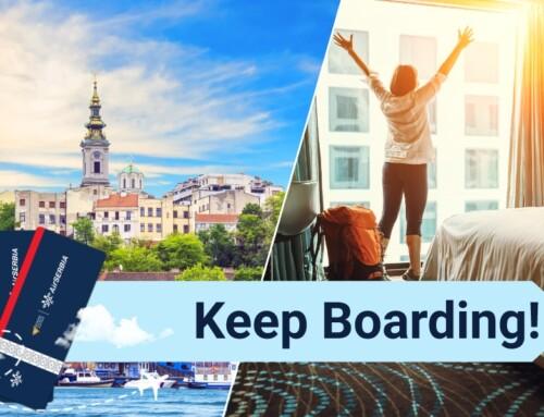 Uz boarding kartu Air Serbije putnici ostvaruju brojne popuste i povlastice