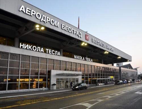 Drastičan pad broja putnika na beogradskom aerodromu