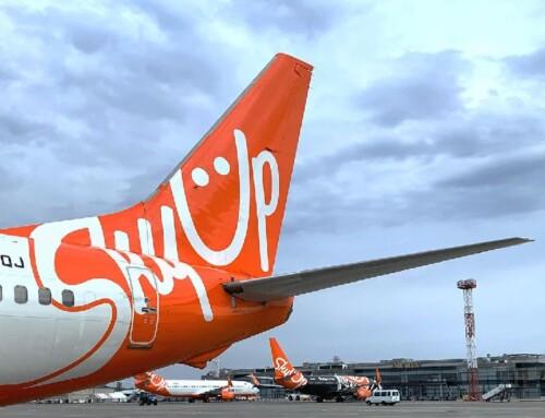 Ukrajinski SkyUp povezao Kijev i Beograd