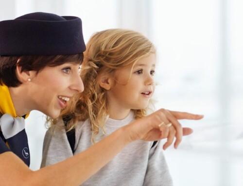 Lufthansa Grupa usklađuje pravila za nepraćenu decu
