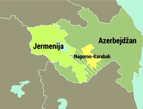 Zbog ratnih sukoba Jermenije i Azerbejdžana prekid avio-saobraćaja