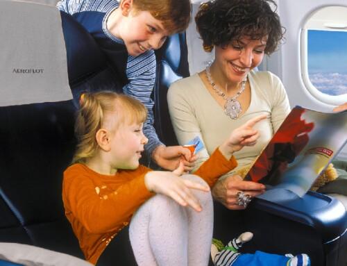 Kako da kupite avio-kartu za dete