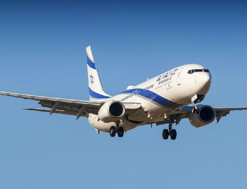 El Al waits for take-off approval for Tel Aviv – Belgrade route