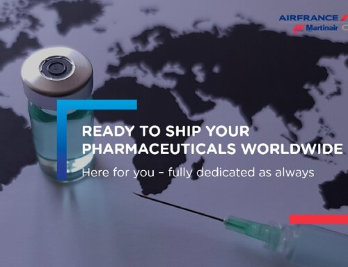 Air France KLM Martinair Cargo spreman za distribuciju Covid-19 vakcina