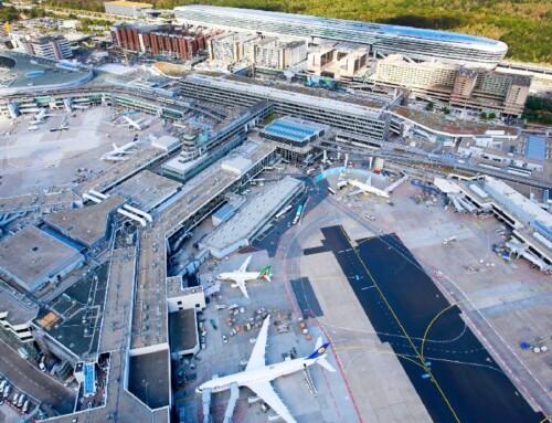 Evakuisan aerodrom u Frankfurtu
