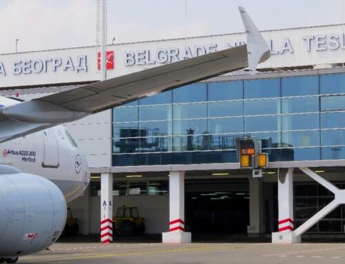Na beogradskom aerodromu 70 odsto manje putnika u 2020.