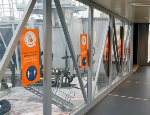 Aerodrom Nikola Tesla dobio zdravstvenu akreditaciju
