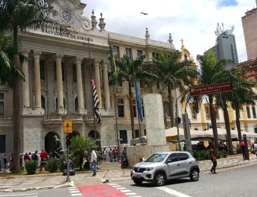 Uzbudljivi Sao Paulo četvrti je najveći grad na svetu