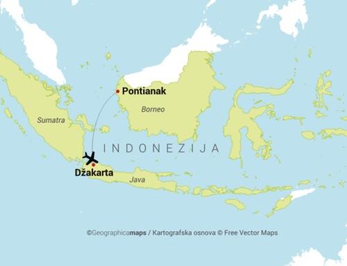 Locirane crne kutije iz srušenog indonežanskog aviona
