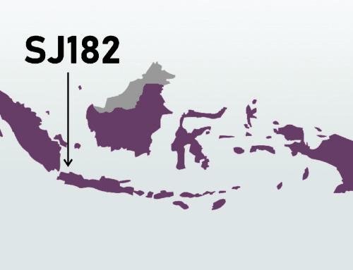 Avionska nesreća kod Džakarte