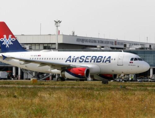 Air Serbia prevezla više od polovine svih putnika na beogradskom aerodromu