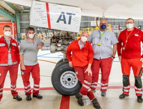 Austrian poslao svoj prvi 767-300 u penziju