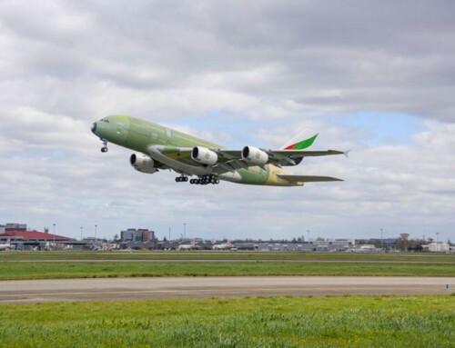 Airbus proizveo poslednji A380