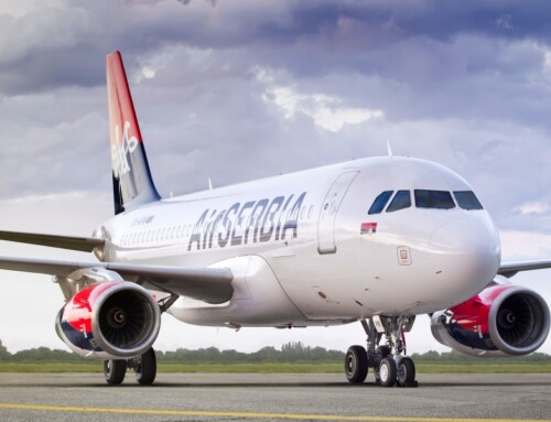 More than 800 charter flights of Air Serbia