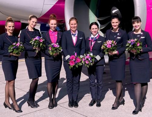 Wizz Air obeležava Dan žena