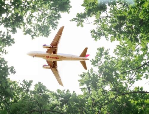 Inicijativa Air Serbije za smanjenje potrošnje goriva i emisiju gasova