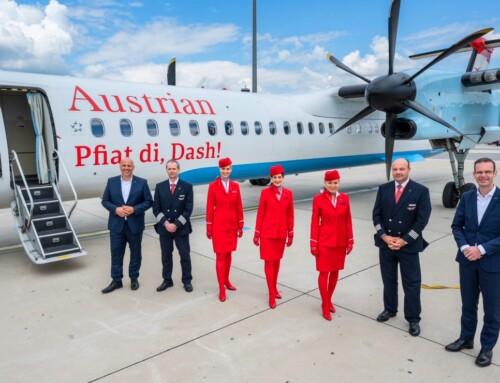 Austrian se oprostio od Dash-a
