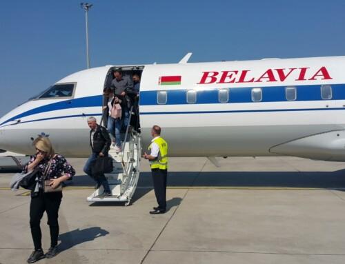 Belavia zbog blokade suspendovala i letove do Beograda