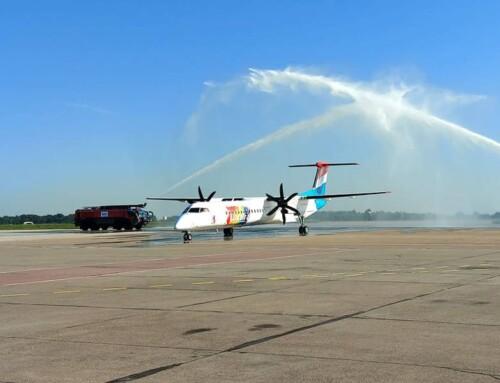 Luxair sleteo u Beograd