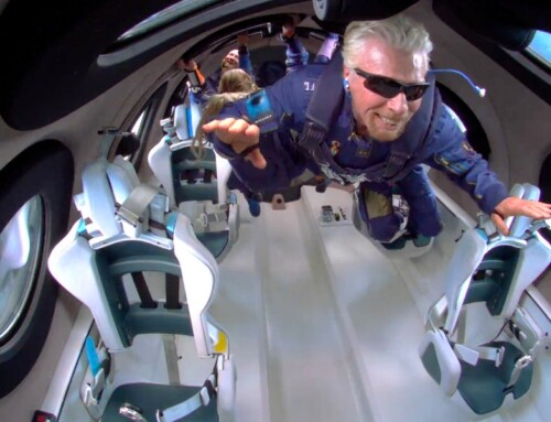 Virgin Galactic uspešno provozao ser Ričarda Brensona do ivice svemira