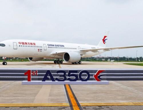 Airbus isporučio prvi A350 iz svog pogona u Kini