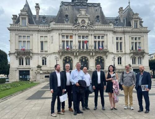 Udruženje Ja volim Francusku organizovalo posetu banji Vichy