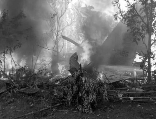 Filipinski Herkules se srušio na ostrvu Jolo