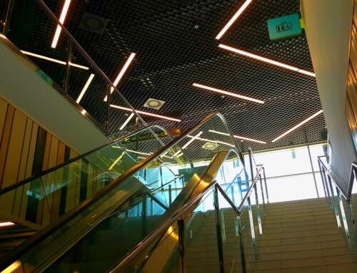 Kako izgleda novi fingerski hodnik na beogradskom aerodromu