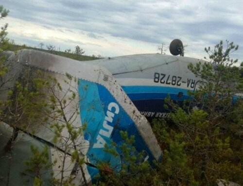 Svi putnici preživeli avionsku nesreću u Rusiji