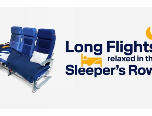 Lufthansa nudi Sleeper's Row – novu uslugu do dalekih destinacija