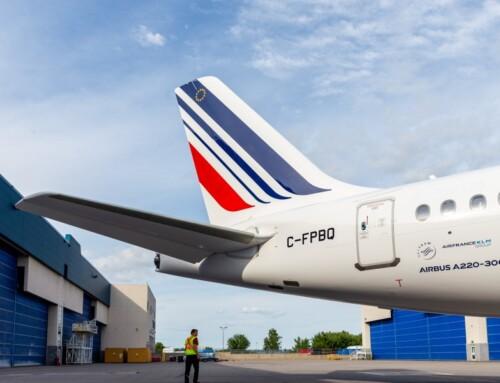 Air France naručio 60 aviona Airbus A220
