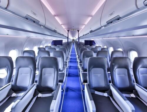 Lufthansa prva u Evropi uvela Airspace kabinu u A320 familiju
