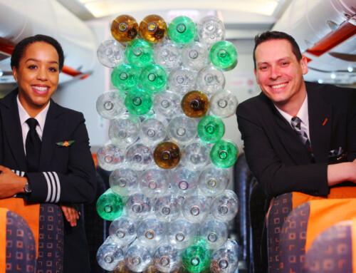easyJet uniforme će biti pravljene od recikliranih plastičnih flaša