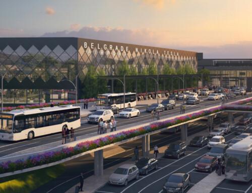Aerodrom Beograd planira prelazak na centralizovanu kontrolu putnika