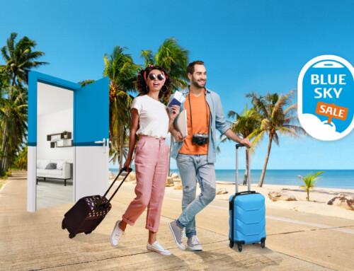 KLM Blue Sky Sale promocija